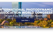 第17届国际光动力大会将于2019年6月在美国波士顿召开