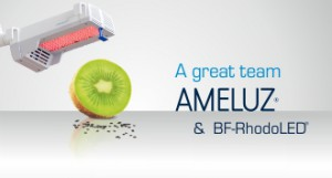 FDA批准光敏剂Ameluz药械联合应用于光角化病(AK)治疗