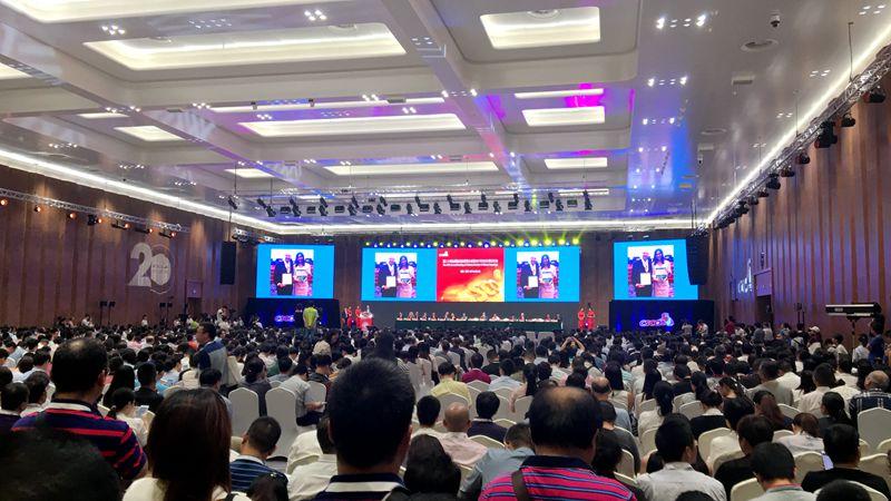 2017年第六届国际肿瘤光动力治疗高峰论坛在厦门举行